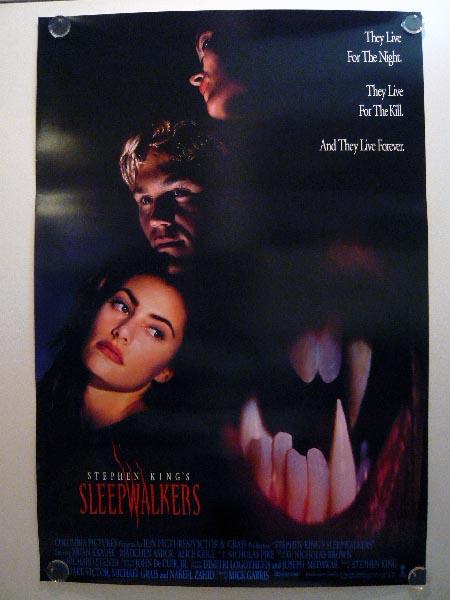 画像1: スリープウォーカーズ/SLEEPWAL... 出演 ブライアン・クラウズ メッチェン・