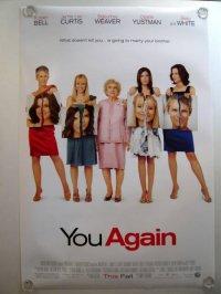 YOU AGAIN US版オリジナルポスター
