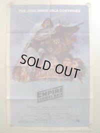 スター・ウォーズ 帝国の逆襲 US版オリジナルポスター