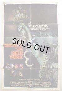 ニューヨーク1997 US版オリジナルポスター