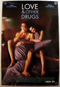ラブ&ドラッグ/LOVE&OTHER DRUGS US版オリジナルポスター