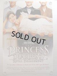 プリティ・プリンセス2 ロイヤル・ウェディング US版オリジナルポスター