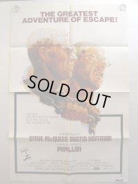 パピヨン US版オリジナルポスター