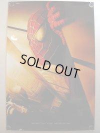 スパイダーマン US版オリジナルポスター