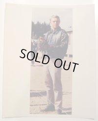 スティーブ・マックイーン(大脱走)US版オリジナルスチール写真