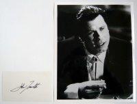 ジョン・トラボルタ(パルプ・フィクション) 直筆サイン入りUS版オリジナルスチール写真