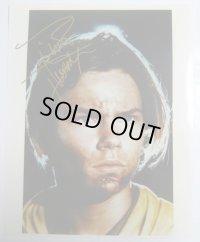 リバー・フェニックス(インディ・ジョーンズ最後の聖戦) 直筆サイン入りUS版オリジナ  ルスチール写真