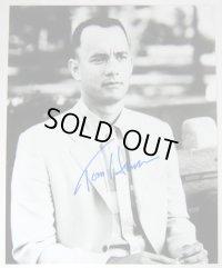 トム・ハンクス(フォレスト・ガンプ一期一会) 直筆サイン入りUS版オリジナルスチール写真
