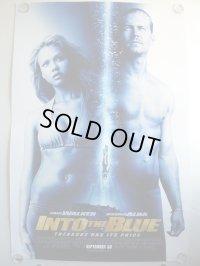 イントゥ・ザ・ブルー US版オリジナルポスター