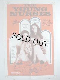 もっとあぶない看護婦 US版オリジナルポスター