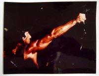 シルベスタ・スタローン(ランボー怒りの脱出) US版オリジナルスチール写真(1)