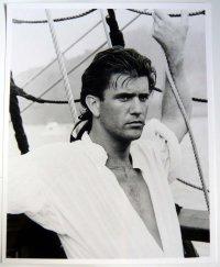 メル・ギブソン(バウンティ/愛と反乱の航海) US版オリジナルスチール写真(6)