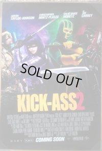 キック・アス/ジャスティス・フォーエバー US版オリジナルポスター