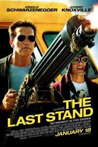ラストスタンド US版オリジナルポスター