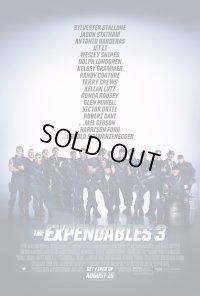 エクスペンダブルズ3 ワールドミッション US版オリジナルポスター