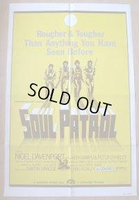 SOUL PATROL US版オリジナルポスター