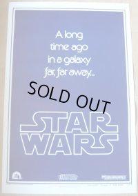 スター・ウォーズ US版オリジナルポスター