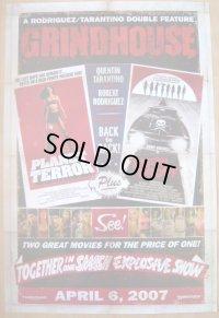 グラインドハウス US版オリジナルポスター
