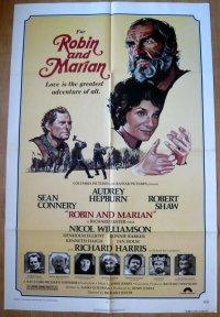 ロビンとマリアン US版オリジナルポスター