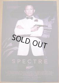 007/スペクター US版リプリントポスター