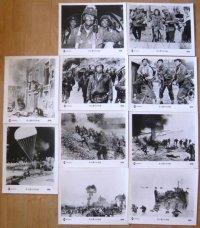 史上最大の作戦  国内版スチール写真セット