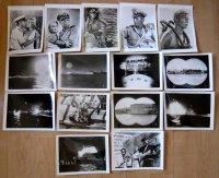 地獄の艦隊  国内版キャビネ写真セット