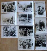 戦場にかける橋  国内版キャビネ写真セット