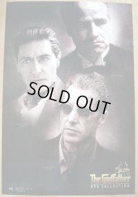 ゴッドファーザー US版DVDプロモポスター