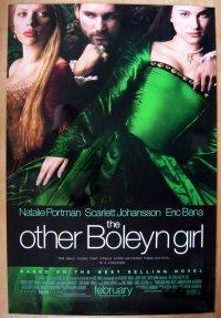 ブーリン家の姉妹 US版オリジナルポスター