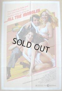 カリフォルニア・ドールズ US版オリジナルポスター