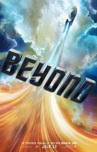 スタートレック BEYOND US版オリジナルポスター