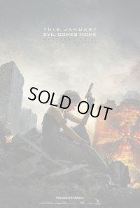 バイオハザード:ザ・ファイナル US版オリジナルポスター