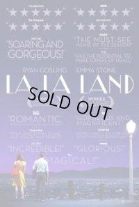 ラ・ラ・ランド US版オリジナルポスター