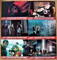 ニューヨーク1997 スペイン版オリジナルロビーカード