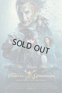 パイレーツ・オブ・カリビアン/最後の海賊 US版オリジナルポスター