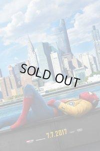 スパイダーマン:ホームカミング US版オリジナルポスター