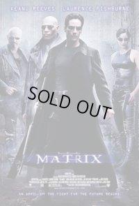 マトリックス  US版オリジナルポスター