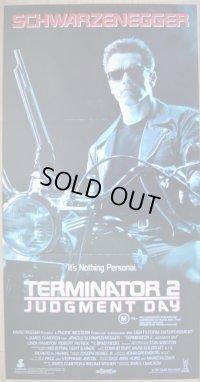ターミネーター2 オーストラリア版オリジナルポスター