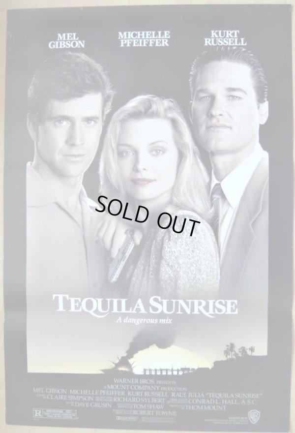 画像1: テキーラ・サンライズ US版オリジナルポスター