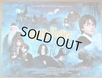ハリー・ポッターと賢者の石 UK版オリジナルポスター