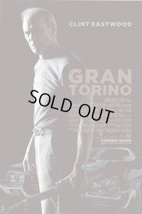 グラン・トリノ US版オリジナルポスター