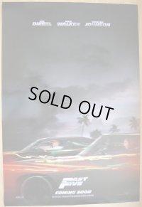 ワイルド・スピード MEGA MAX US版オリジナルポスター(1)