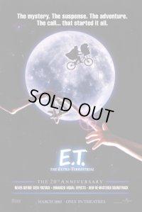 E.T. 20th US版オリジナルポスター
