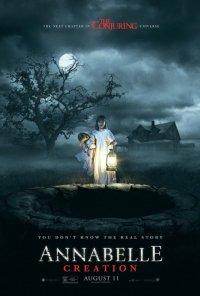 アナベル 死霊人形の誕生 US版オリジナルポスター
