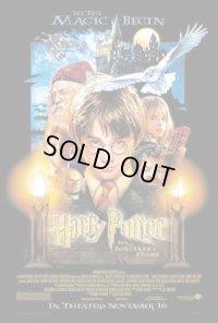 ハリー・ポッターと賢者の石 US版オリジナルポスター