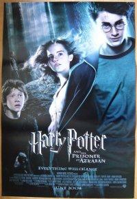 ハリー・ポッターとアズカバンの囚人 US版オリジナルポスター