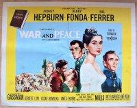 戦争と平和/WAR AND PEACE US版オリジナルポスター