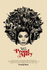 プラウド・メアリー/PRΟUD MARY US版オリジナルポスター