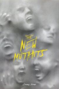 ニューミュータンツ US版オリジナルポスター