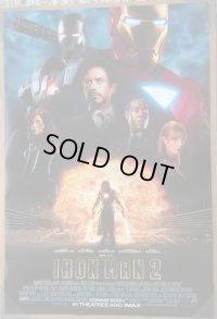 アイアンマン2 US版オリジナルポスター